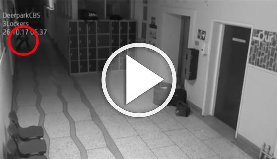 Vídeos virales. ¿Un fantasma, actividad paranormal o una broma?