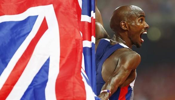 Mo Farah se reivindica con el oro en los 10.000 metros