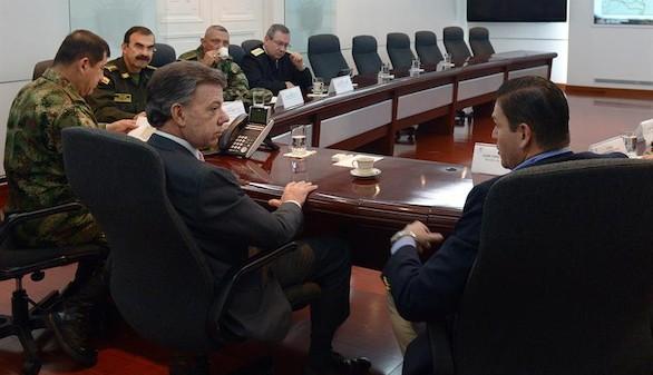 El Gobierno colombiano y las FARC retomarán el diálogo el lunes