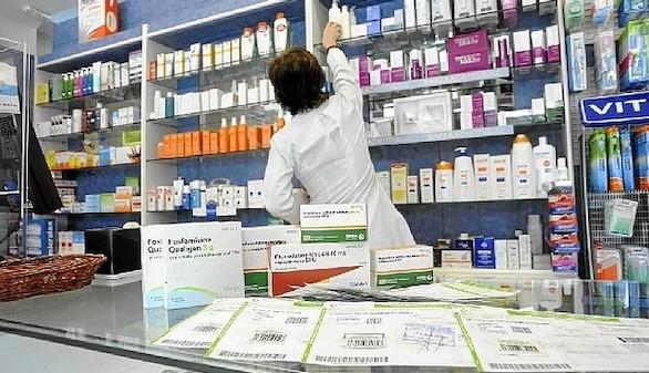 Los farmacéuticos alertan de la venta de medicinas fuera de la farmacia