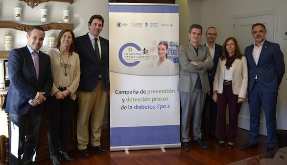 Las farmacias de Madrid se vuelcan en la prevención de la diabetes tipo 2