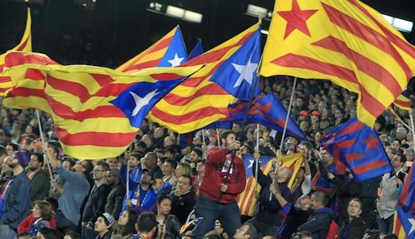El PP catalán, en contra de la decisión de prohibir las esteladas