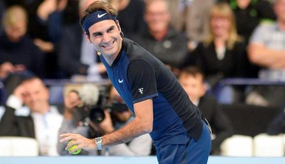 Federer derrota a Berdych en 69 minutos y allana su camino en el Masters