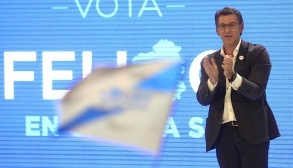 Los partidos cierran en Galicia implorando por un resultado positivo