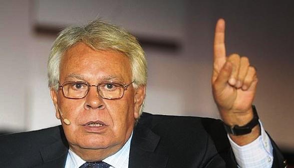 El PSOE pide a Felipe González que explique su apoyo a un bróker