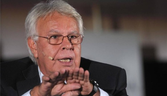 González pide al PSOE que se abstenga y facilite la investidura