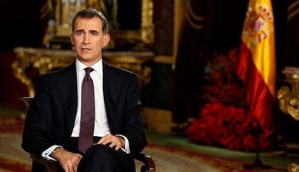 El Rey pide debate y diálogo para defender la unidad de España