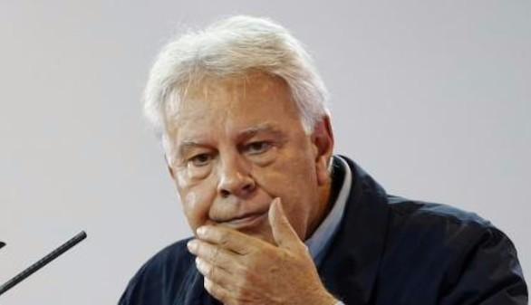 Roban documentos confidenciales en el despacho de Felipe González
