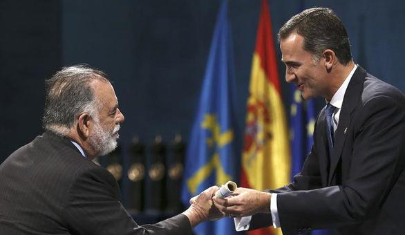 Felipe VI: 'Que nadie construya muros con los sentimientos'