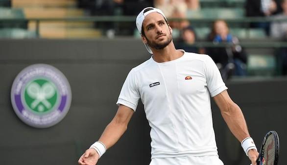 Wimbledon. Feliciano no superó a Kyrgios