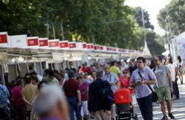 Feria del Libro de Madrid. Efe