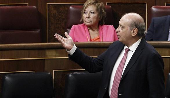 El Congreso aprueba una comisión sobre la 'policía política' de Fernández Díaz