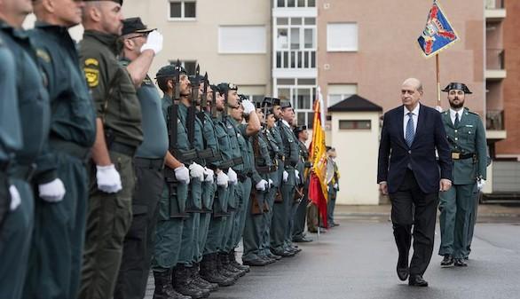 Fernández Díaz y Rato se reunieron en el Ministerio del Interior el 29 de julio