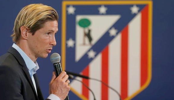 Torres, un año más en el Atlético