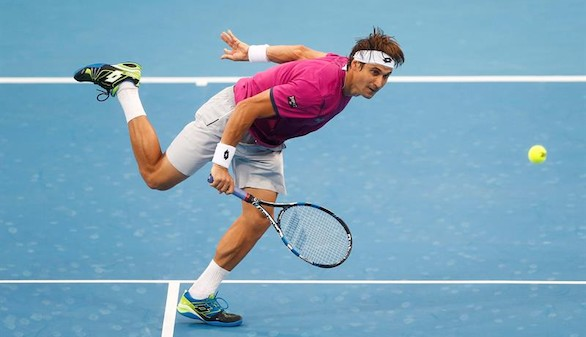 Ferrer ya está en cuartos en Pekín tras derrotar a Fognini