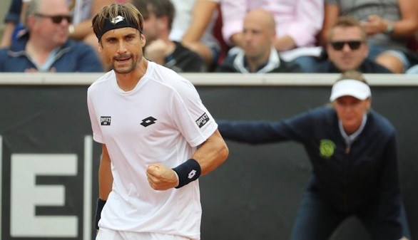 David Ferrer vuelve a reinar en Bastad