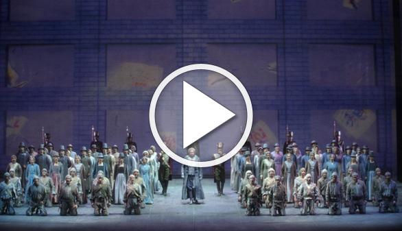 El Real estrena Fidelio, canto al amor y a la lucha de Beethoven