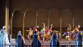 Los condes de Almaviva, ovacionados en el Teatro Real