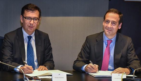 CaixaBank y el BEI firman un acuerdo para financiar proyectos empresariales