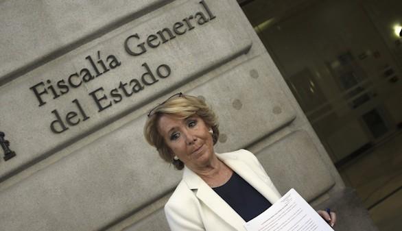 Aguirre denuncia el