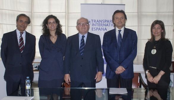 Acuerdo Transparencia Internacional - Fundación Ortega-Marañón
