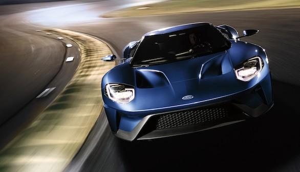 Ford GT, el vehículo más rápido en pista de la marca
