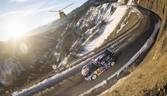 El nuevo Ford Fiesta WRC con motor Ecoboost devuelve la gloria a la marca