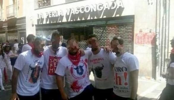 Los presuntos violadores de San Fermín grabaron otra agresión
