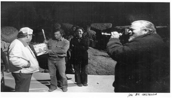 Aparece parte de las memorias inacabadas de Orson Welles