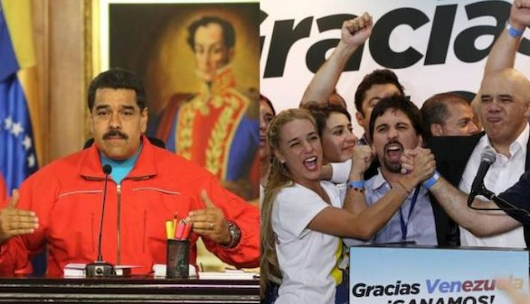 Venezuela: desmontar la guillotina