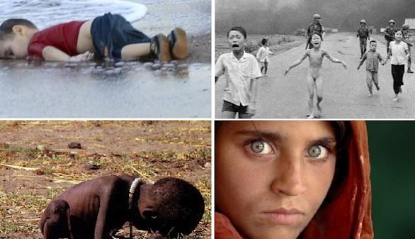 La de Aylan Kurdi y otras imágenes que sacuden más que mil palabras