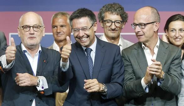 Francesco Calvo, directivo del Barcelona, inhabilitado por su relación con la mafia
