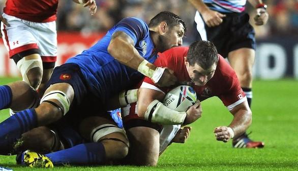 Mundial de rugby. Francia encarrila el pase y Gales pone a Inglaterra contra las cuerdas