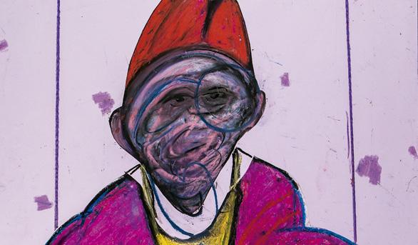 Los dibujos de Francis Bacon, el manipulador de rostros