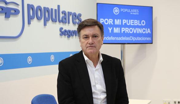'Si desaparecen las diputaciones, habrá ciudadanos de primera y de segunda'