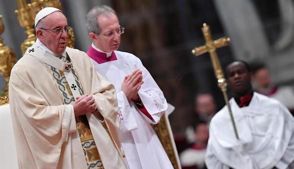 Crónica religiosa. Nuevo año, nuevos retos para La Iglesia