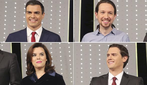 Las frases del debate a cuatro