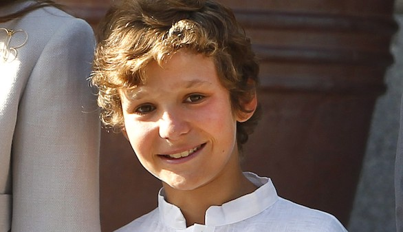 Felipe Juan Froilán cumple 17 años este viernes