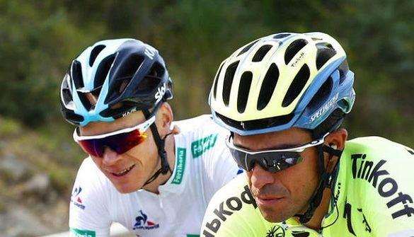 Froome contrata al abogado de Contador para eludir la mancha del dopaje