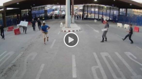 Prisión incondicional para el asaltante de la frontera de Melilla
