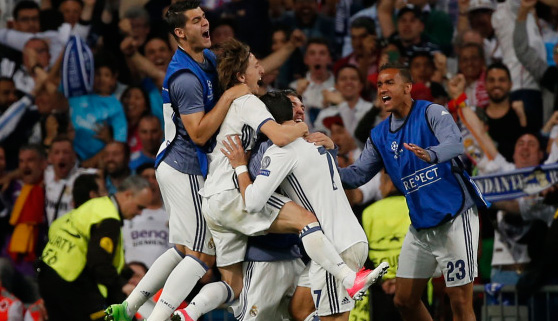 La prórroga del R.Madrid-Bayern, récord del curso