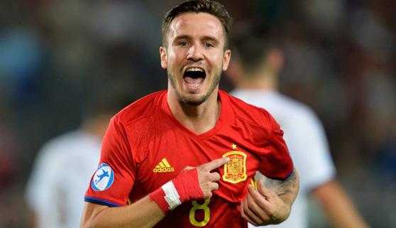 Cuatro vuelve a triunfar con la selección española Sub-21
