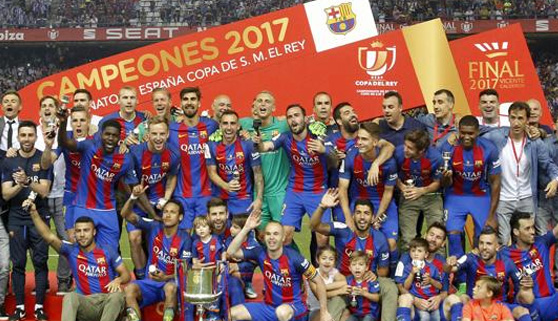 Sábado. La final de Copa del Rey, sin rival
