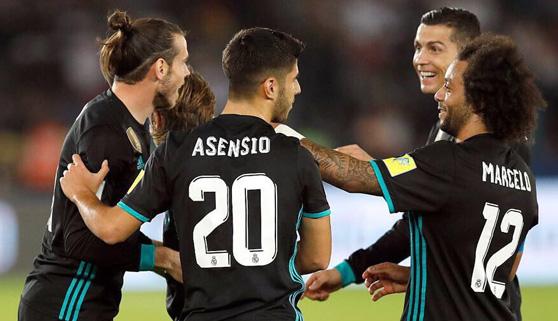 El Real Madrid también brilla en televisión