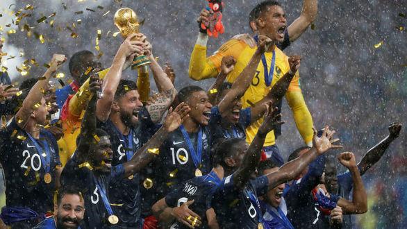 Más de 8 millones vieron la final del Mundial