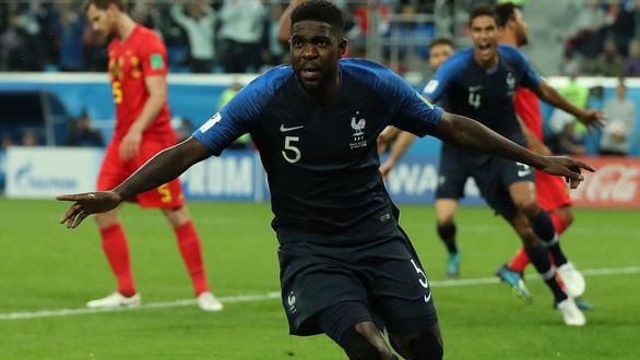 Francia-Bélgica: la primera semifinal del Mundial arrasa
