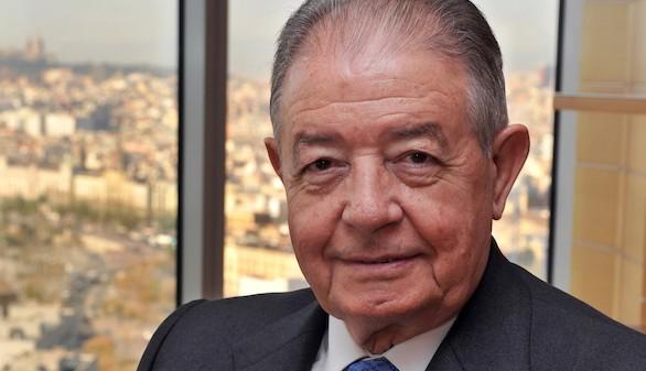 Salvador Gabarró, presidente de honor de Gas Natural