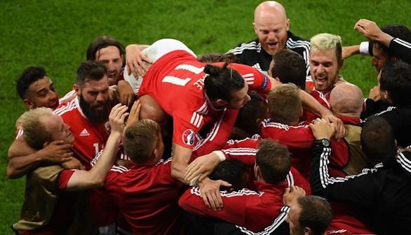 Gales hace historia, desquicia a Bélgica y es semifinalista | 3-1