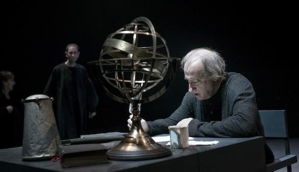 Teatro en El Imparcial. Vida de Galileo: un alemán en Lavapiés
