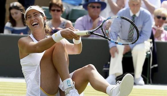Wimbledon: Garbiñe sigue haciendo su historia y jugará la final